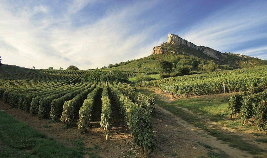 Campsites in Burgundy