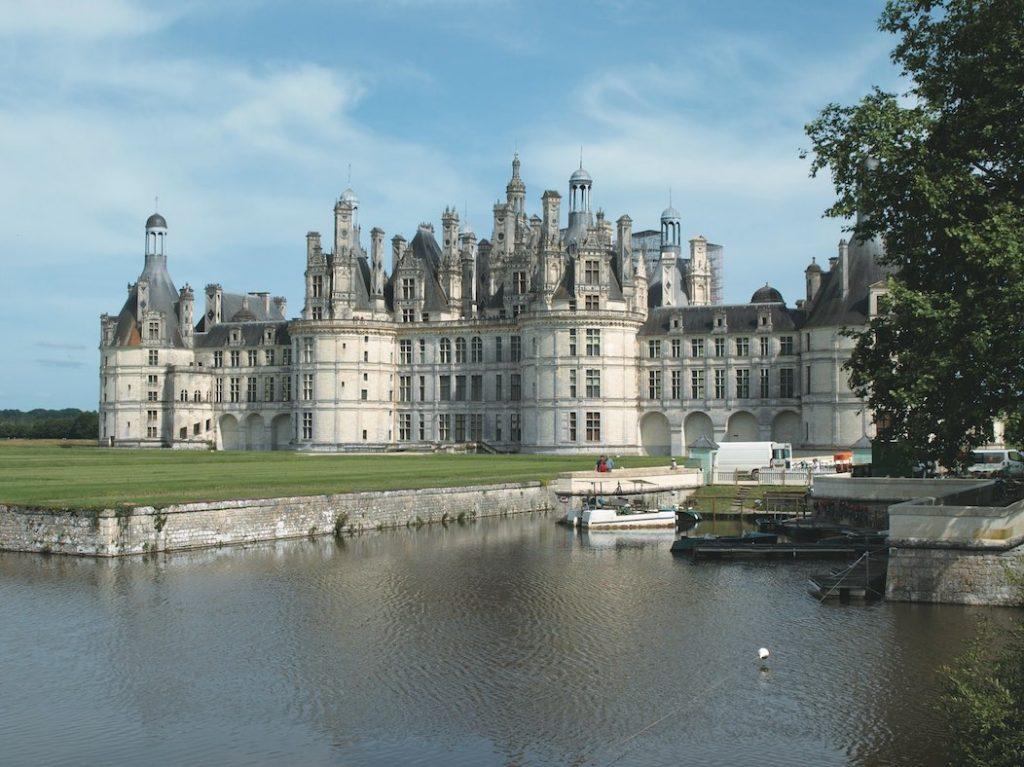 Campsites in the Loire